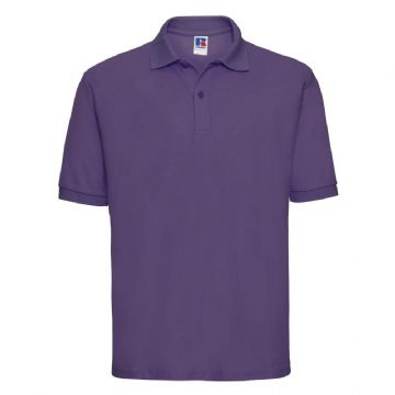NEWTON PARK PRIMARY SCHOOL CLASSIC PURPLE POLO SHIRT WITH LOGO